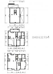 6室4厅 户型图