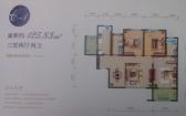 曲江香都C13室2厅2卫125.83㎡