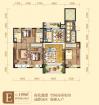 碧桂园凤凰城E户型24室2厅2卫140.00㎡
