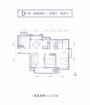 高新·枫林九溪E户型3室2厅2卫143.00㎡
