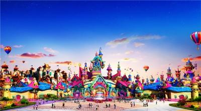 乐园主城堡
