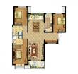 德杰状元府邸A33室2厅2卫125.00㎡